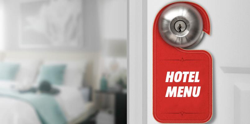 Kλιματιστικά με Hotel Menu