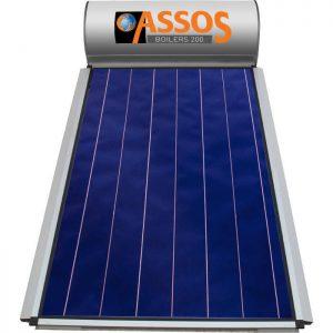 Επιλεκτικού ΣυλλεκτηAssosSP 200 Glass Επιλεκτικός Τιτανίου Διπλής Ενέργειας