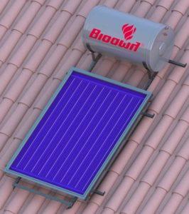 Επιλεκτικού ΣυλλεκτηBiossolEco-Biosun SV15/ 2.8 / 3 150lt 2,8m2 Διπλής Ενέργειας Κεραμοσκεπής